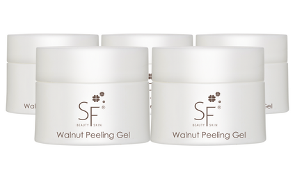 Walnut Peeling Gel 10ml X 5